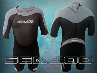 BRP Mens Sea Doo Jet Ski Wetsuit Large Ultra Flex Stretch Scuba Wet