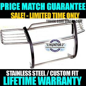 chevy truck grill guards in Car & Truck Parts