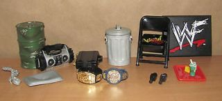 wwe toy weapons in Sports