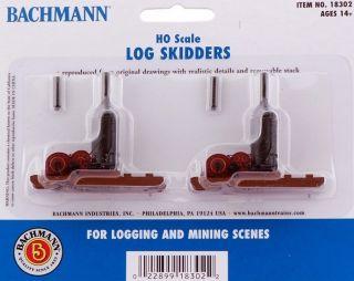 toy log skidder