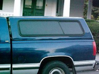 high series Topper fiberglass cap GMC chevy 88 94 ? truck shortbed