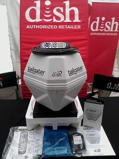 NEW Tailgater HD Auto satellite DISH NETWORK exclusive price New
