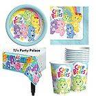 COLLEGE PARTY PACK CUPS PLATES SILVERWARE NAPKINS