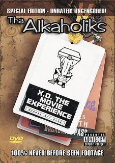 Tha Alkaholiks   X.O. The Movie Experience DVD, 2004