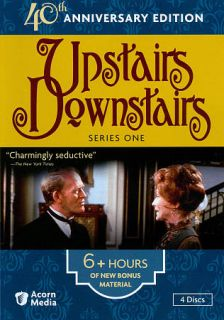 Upstairs Downstairs Series One DVD, 2011, 4 Disc Set, 40th Anniversary