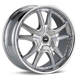 16 inch American Racing CHROME ALERT 16x7 GM General Motors 5x115 RIMS