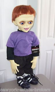 seed of chucky doll in Dolls & Bears