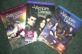 the vampire diaries season 3 dvd in DVDs & Blu ray Discs
