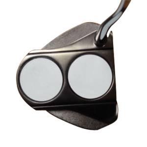 Odyssey White Ice 2 Ball V Line Putter Golf Club