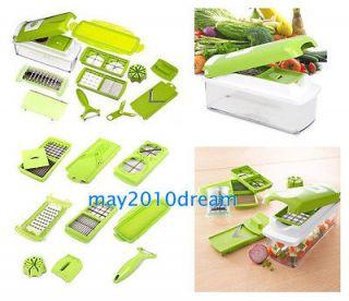 Hot Vegetable Fruit Nicer Dicer Slicer Cutter Plus Container Chopper
