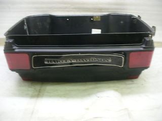 Harley 05 King Tour Pak Ultra Classic lower trunk section.