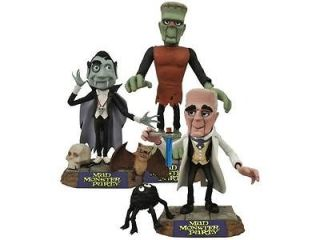 Newly listed MAD MONSTER PARTY RANKIN BASS Set of 3 Fang Dracula Baron