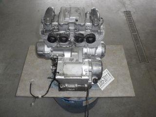 1981 HONDA CB 650 MOTORCYCLE ENGINE AND TRANSMISSION 12880 MILES