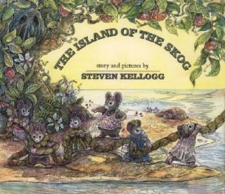 The Island of the Skog by Kellogg, Steven