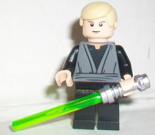 LEGO Star Wars LUKE SKYWALKER 2012 NEW Minifigure from Set 9496 Desert