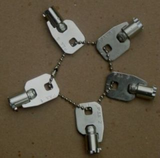 Vending machine key PAA21