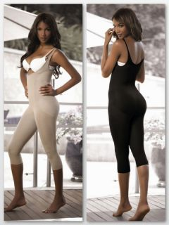 Full body shaper Massage Long Trousers CoCoon 1736, S,M,L,XL, Fajas