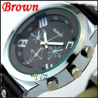 watch leather belt in Jewelry & Watches
