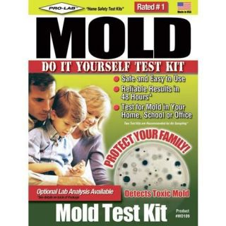 Pro Lab MO109 Do It Youself Mold Test Kit