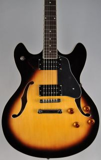 Washburn HB30TSK Semihollow Electric Guitar