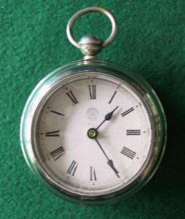 RARE NEW HAVEN POCKET WATCH   CASE PATD MAR 5, 1889