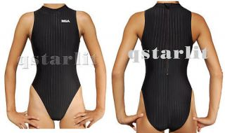 WOMEN RACING HI NECK ZIP UP HYDRASUIT WATER POLO 3XL 38