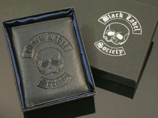 f621 Black Label Society Bifold Wallet Cool New NR