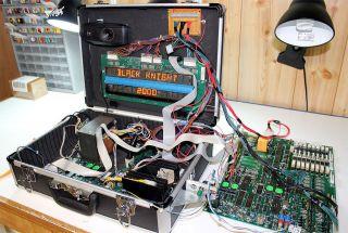 WILLIAMS SYSTEM 11C Pinball Machine CPU MPU ROLLERGAMES Clean 100%