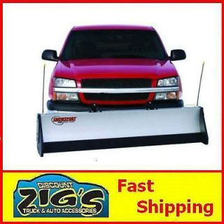 SnowSport HD 7 Snow Plow for 1987 1995 Jeep Wrangler YJ