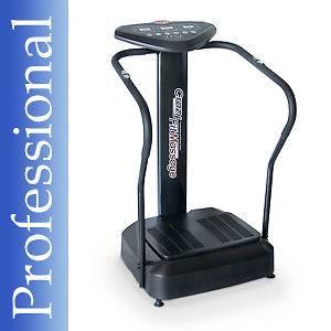 Whole Body Vibration Machine Plate Crazy Fit Massage Massager Crazyfit