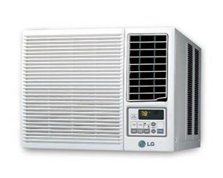 LG LWHD2400HR Thru Wall Window Air Conditioner