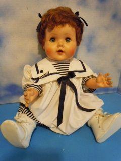 1950s American Character 21 Toodles Baby Vinyl