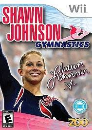 shawn johnson wii in Video Games