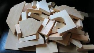 kids wooden blocks in Building Toys