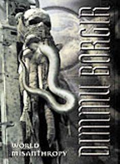 Dimmu Borgir   World Misanthropy DVD, 2002, 2 Disc Set
