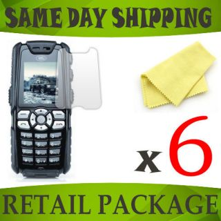 lcd screen display saver for Sonim S1 Land Rover   phone accessory