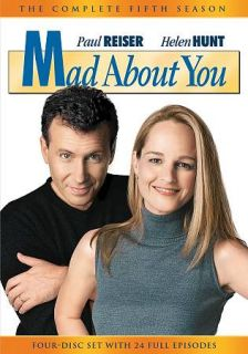Mad About You The Complete Fifth Season DVD, 2010, 4 Disc Set