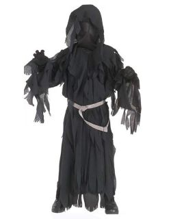 "of the Rings Ringwraith Child Costume, Small, Height 3' 4""   4"