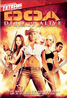 DOA Dead or Alive DVD, 2007