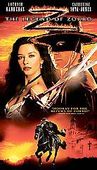 The Legend of Zorro VHS, 2006