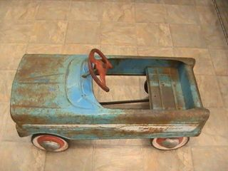 Vintage Pedal Cars in Outdoor Toys & Structures