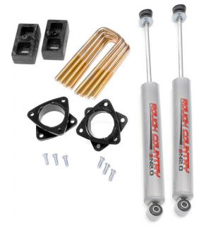 "Toyota Tacoma 3"" Suspension Lift Kit 05 11 4wd (Fits: Tacoma)"