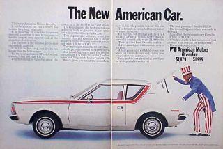 AMC Gremlin parts in Vintage Car & Truck Parts