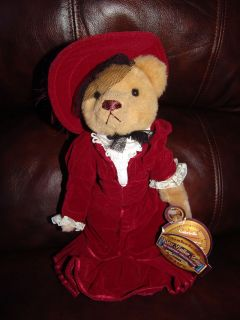 Brass Button Pickford Bears 20th Century Collectibles Gabrielle Plush