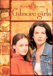 Gilmore Girls   The Complete First Season (DVD, 2004, 6 Disc Set)