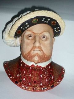 Bossons Head KING HENRY VIII