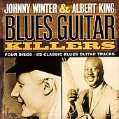 Blues Guitar Killers by Albert King CD, Jun 2007, 4 Discs, Fuel 2000