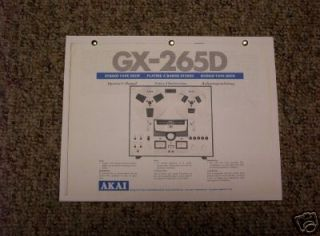 akai gx reel to reel in Reel to Reel Tape Recorders