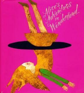 Adventures in Wonderland by Lewis Carroll 2001, Hardcover