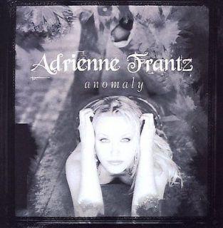 ADRIENNE FRANTZ   ANOMALY [ADRIENNE FRANTZ]   NEW CD